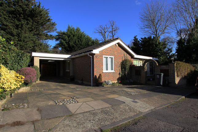 Thumbnail Detached bungalow for sale in Maplin Close, London