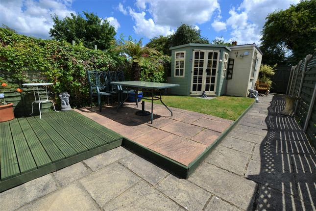 Rear Garden of Headley Park Road, Headley Park, Bristol BS13