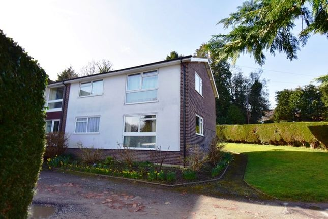 Thumbnail Flat for sale in Greystones Court, St. Johns Road, Crowborough, East Sussex