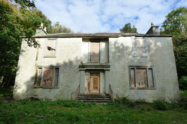 Thumbnail Detached house for sale in Creetown, Newton Stewart