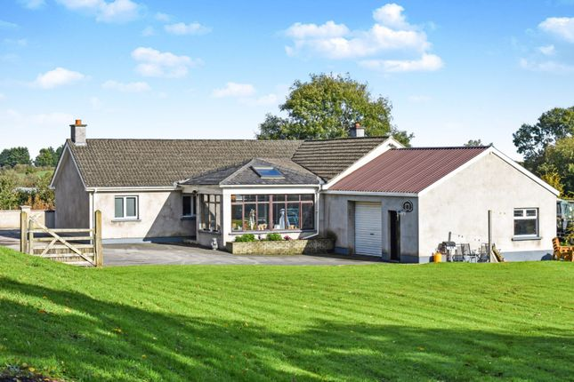 Thumbnail Detached bungalow for sale in Eglish Road, Annaghmore, Portadown, Armagh
