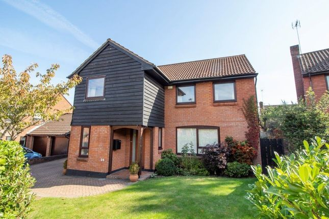 Detached house for sale in Higher Mead, Lychpit, Basingstoke