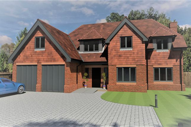 Thumbnail Detached house for sale in Jubilee Crescent, Ightham, Sevenoaks, Kent