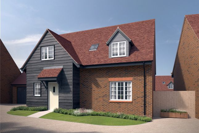 Thumbnail Detached house for sale in Plot 22 The Rowland, Saint's Hill, Slough Lane, Saunderton, High Wycombe, Buckinghamshire