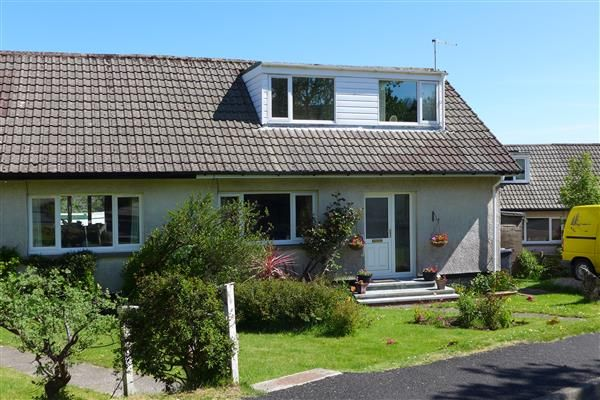 Thumbnail Semi-detached house for sale in Brathwic Terrace, Brodick, Isle Of Arran