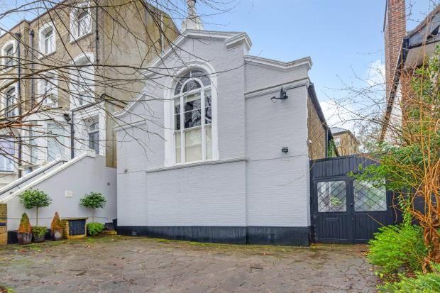 Thumbnail Detached house for sale in Upper Park Road, Belsize Park, London