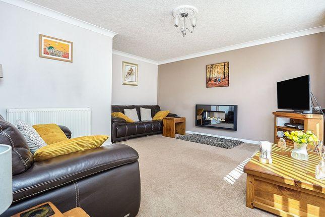 Lounge of Cleeve Drive, Bransholme, Hull, East Yorkshire HU7