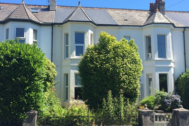 3 bed terraced house for sale in Meavy Lane, Devon