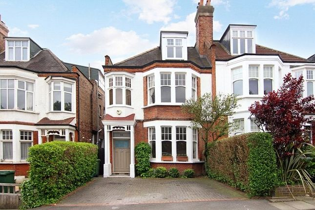 Thumbnail Semi Detached House To Rent In Vineyard Hill Road Wimbledon Park