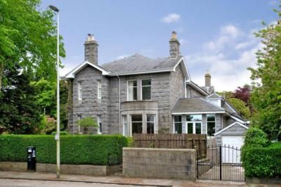 Thumbnail Detached house to rent in Rubislaw Den North, Aberdeen