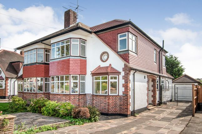 Thumbnail Semi-detached house to rent in Windermere Road, West Wickham