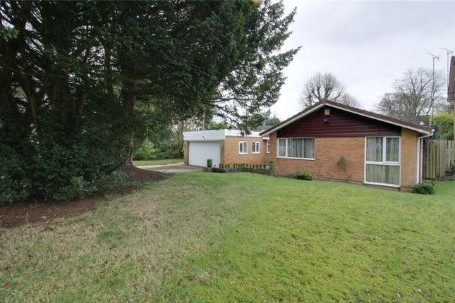 Thumbnail Detached bungalow for sale in Antringham Gardens, Edgbaston, West Midlands