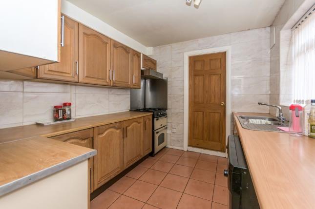 Kitchen of Douglas Road, Acocks Green, Birmingham, West Midlands B27