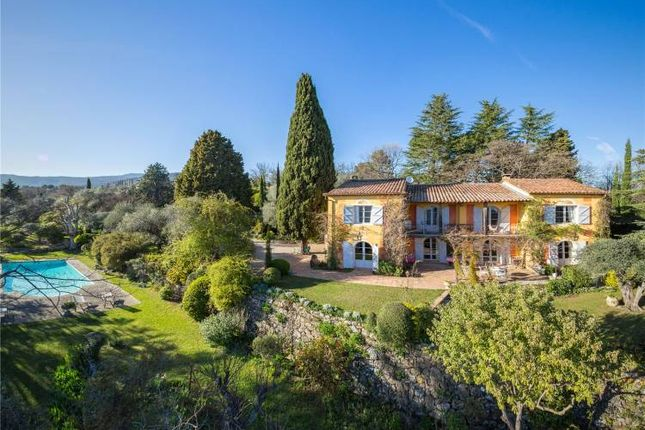 Thumbnail Property for sale in Sea View And Tremendous Charm, Grasse, Alpes Maritimes, Provence, France