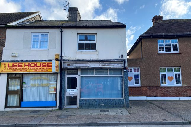 Thumbnail Retail premises for sale in South Street, Lancing, West Sussex