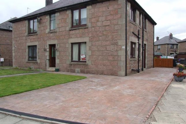 Thumbnail Flat to rent in Ruthrieston Circle, Aberdeen