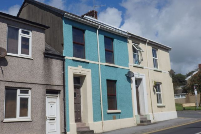 Thumbnail Terraced house for sale in Felinfoel Road, Llanelli