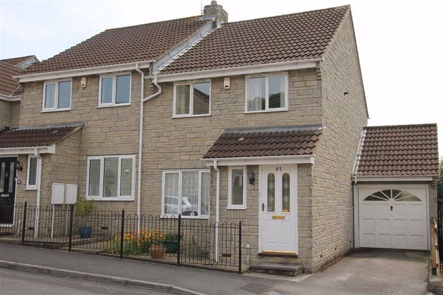 Thumbnail 3 bed semi-detached house for sale in Home Ground, Shirehampton, Bristol