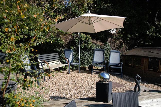 Garden of Edenvale Road, Paignton, Devon TQ3