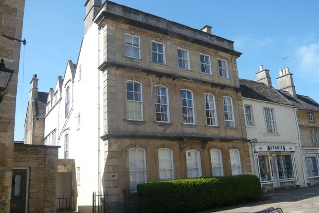 Thumbnail Flat for sale in High Street, Corsham