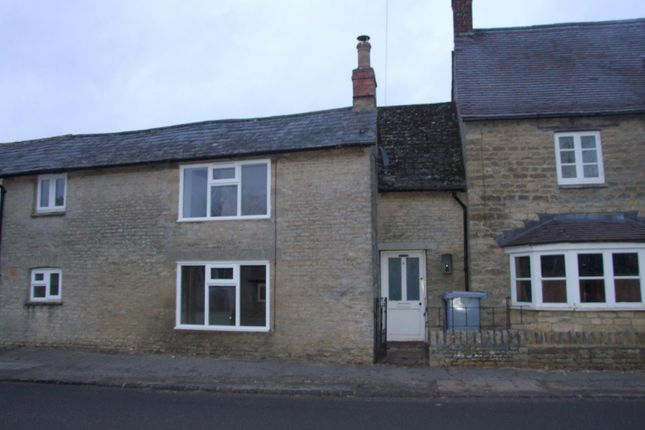 Thumbnail Cottage to rent in Main Road, Alvescot, Bampton
