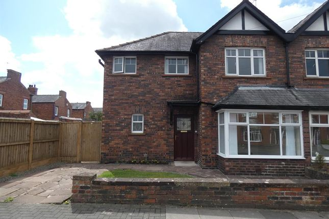 3 bed semi-detached house for sale in Bedford Road, Carlisle CA2
