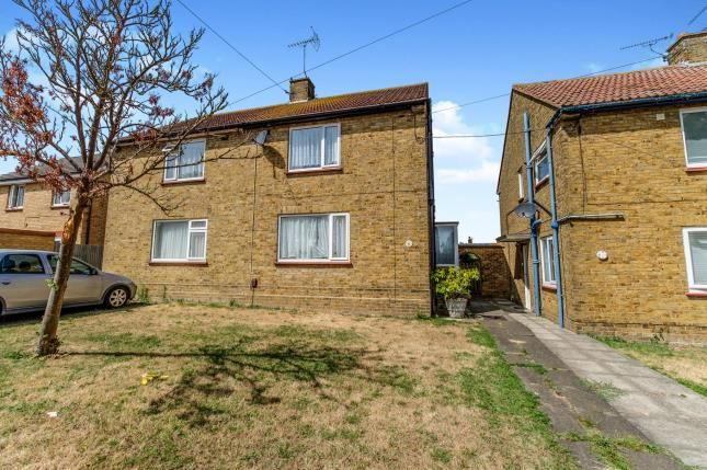 Thumbnail Semi-detached house for sale in Bearsted Close, Rainham, Gillingham, Kent