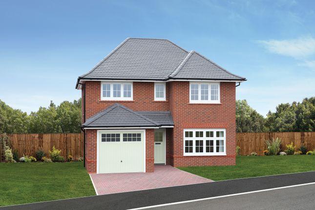 Thumbnail Detached house for sale in Plots 60, 185 & 188 The Windsor+, Farm Lane, Leckhampton