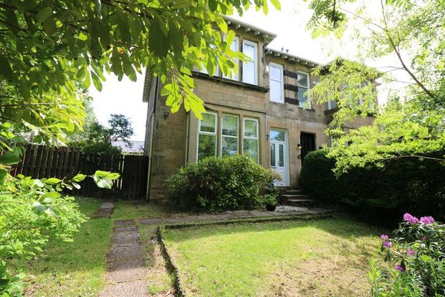 Thumbnail Property for sale in Langside Drive, Newlands, Glasgow