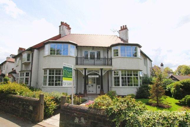 Thumbnail Semi-detached house for sale in Beech Lane, Calderstones, Liverpool
