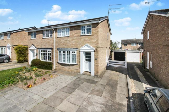 Thumbnail Semi-detached house for sale in Elm Road, Driffield