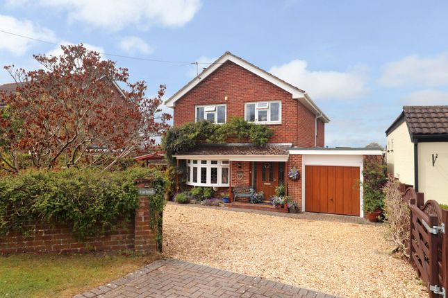 Thumbnail Detached house for sale in Lower Chase Road, Swanmore, Southampton