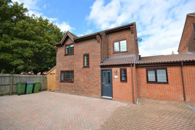 Thumbnail Link-detached house for sale in Fairfax Close, Cheriton, Folkestone