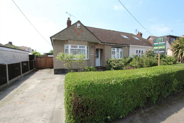 Thumbnail Semi-detached bungalow for sale in Grandview Road, Benfleet