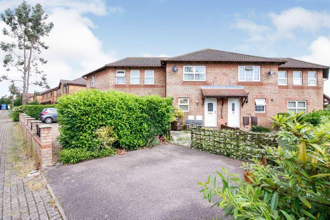 2 bed terraced house for sale in Rashleigh Place, Oldbrook, Milton Keynes MK6