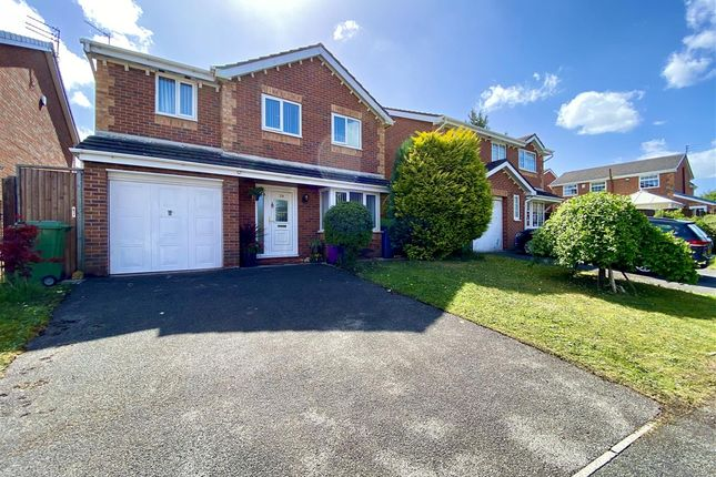 Thumbnail Detached house for sale in Burghill Road, Liverpool