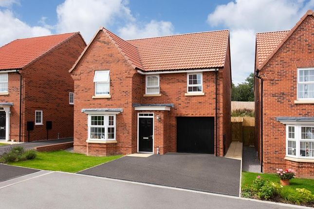 "Thumbnail Detached house for sale in ""Millford"" at Bridlington Road, Stamford Bridge, York"