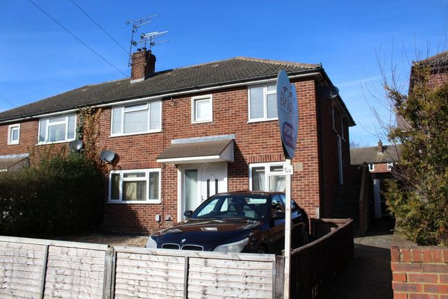 Thumbnail Maisonette for sale in Ratcliffe Road, Farnborough