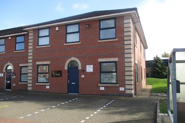 Thumbnail Office for sale in 1 Stephenson Court, Fraser Road, Priory Business Park, Bedford