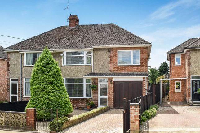 Thumbnail Semi-detached house for sale in Whitecross, Abingdon
