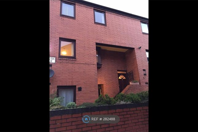 Thumbnail Flat to rent in Len Cox Walk, Manchester