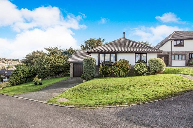 Thumbnail Bungalow for sale in Summerfield Close, Mevagissey, St. Austell
