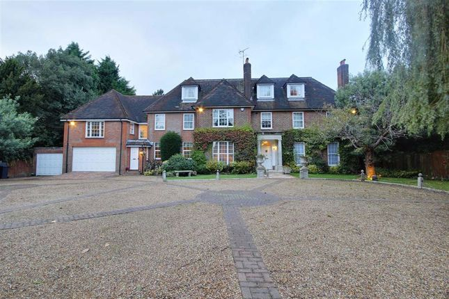 Thumbnail Detached house to rent in Totteridge Village, Totteridge, London