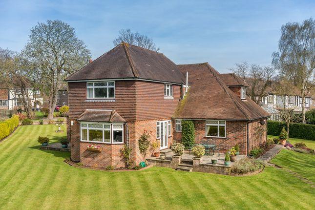 Thumbnail Detached house for sale in Bushetts Grove, Merstham, Redhill