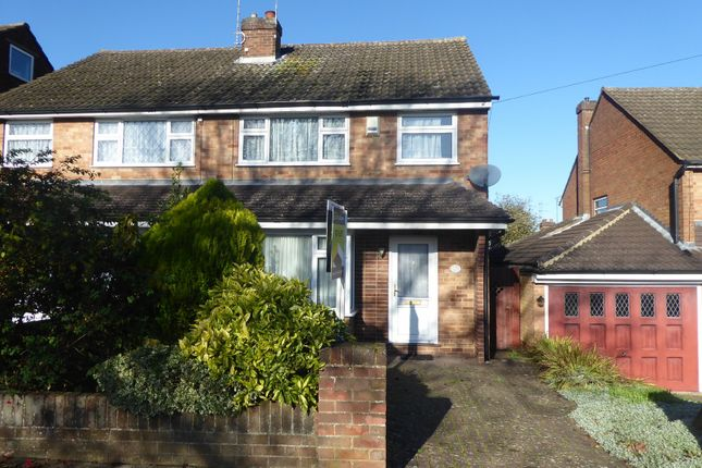 Thumbnail Property to rent in Halfmoon Lane, Dunstable