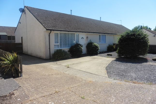 Thumbnail Semi-detached bungalow for sale in Pine Coombe, Wicken Green, Sculthorpe
