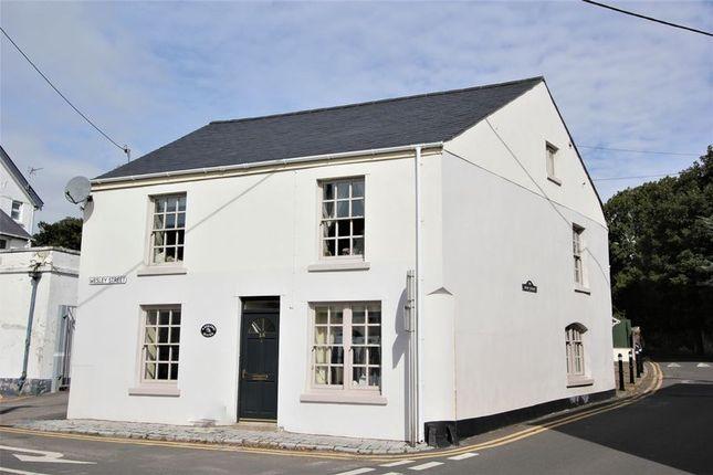 Thumbnail Flat for sale in Wesley Street, Llantwit Major
