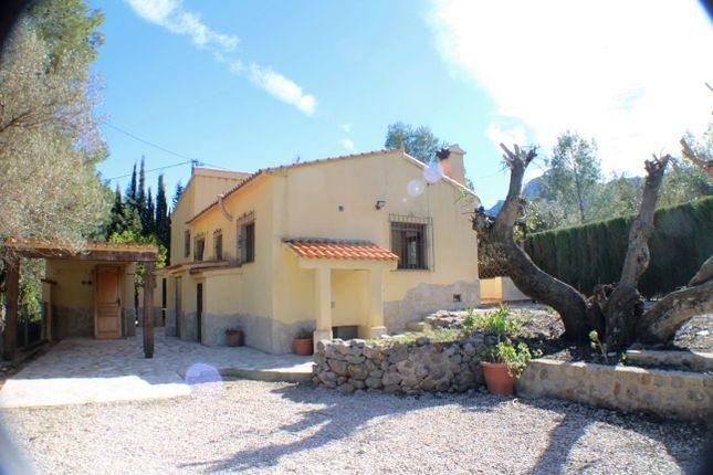 Thumbnail Villa for sale in Parcent, Alicante/Alacant, Spain