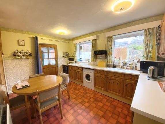Kitchen of Englefield Crescent, Mynydd Isa, Mold, Flintshire CH7