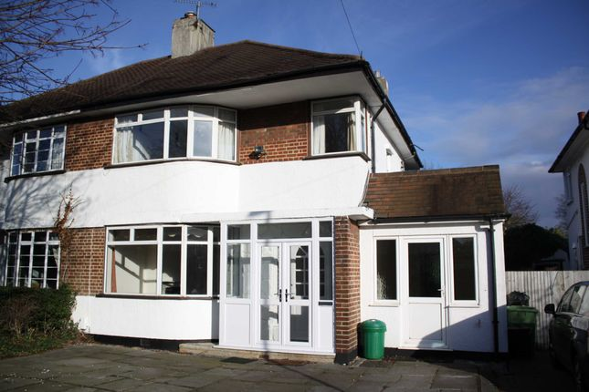 Thumbnail Detached house to rent in Maple Close, Petts Wood, Orpington